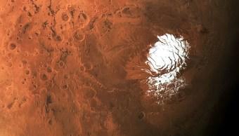 Marte-lago-agua-liquida