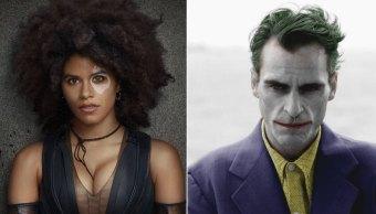 La actriz que interpretó a Domino al lado de Joker