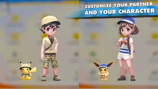 Pokémon Let's Go, Pikachu! & Eevee! estrena nuevo tráiler