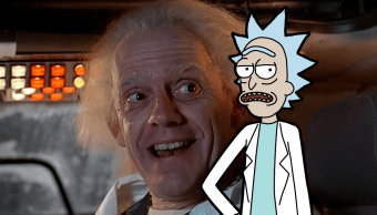 El Doc con Rick, podrían trabajar juntos