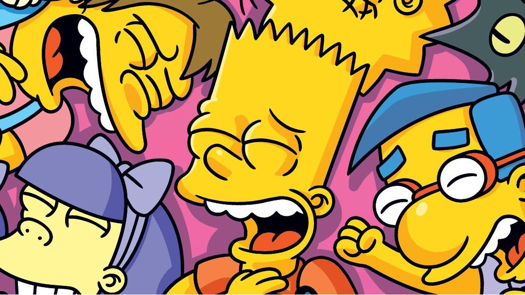 The Simpson Comics Termina