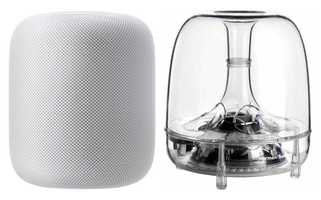 Apple Homepod iSub Jony Ive bocinas inteligentes