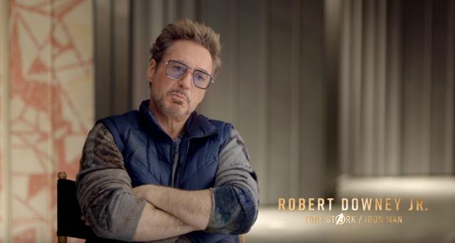 Está imagen de Robert Downey Jr podría confirmar una gran teoría de Avengers 4