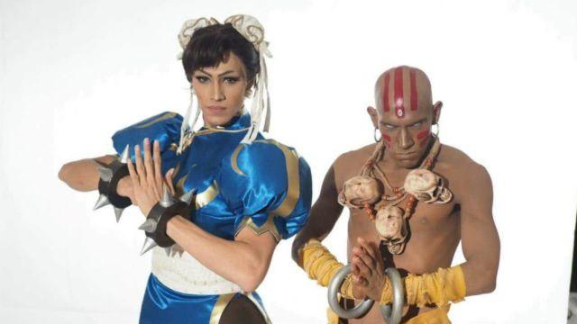 Mexicanos ganan campeonato mundial de Cosplay con Street Fighter II