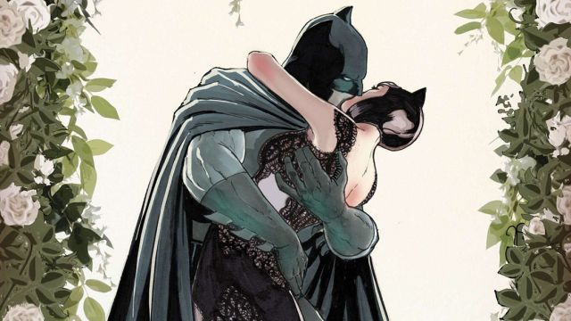 Portada del cómic Batman 50, de DC Comics