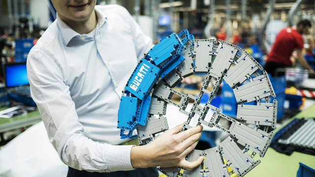 (Bugatti Chiron/Lego)