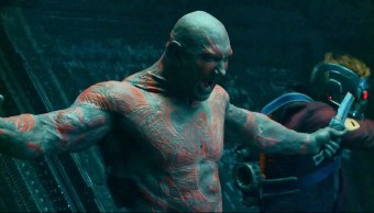Dave Bautista, Drax en GOTG actor