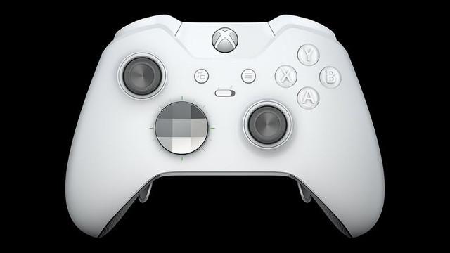 Elite Wireless Controller blanco (Microsoft)