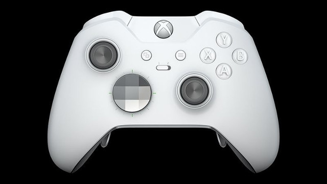 Elite Wireless Controller blanco (Microsoft)