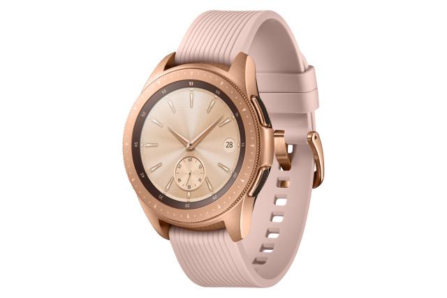 Samsung Galaxy Watch de 42 mm ROsa Dorado