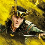 Loki Tom Hiddleston Thor