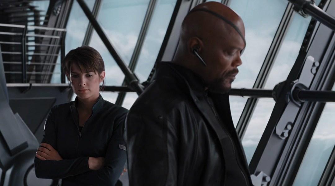 Filtran video de Spider-Man 2 con Nick Fury y Maria Hill