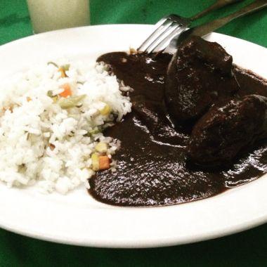Mole Negro de Oaxaca