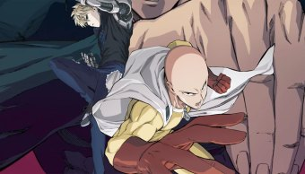 Póster oficial de One Punch Man