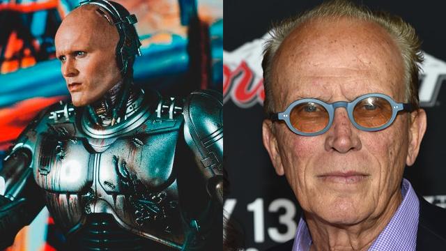 Peter Weller podría volver para protagonizar la nueva película de Robocop