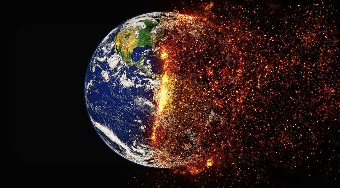 """Calculan """"el punto de no retorno"""" del cambio climático"""