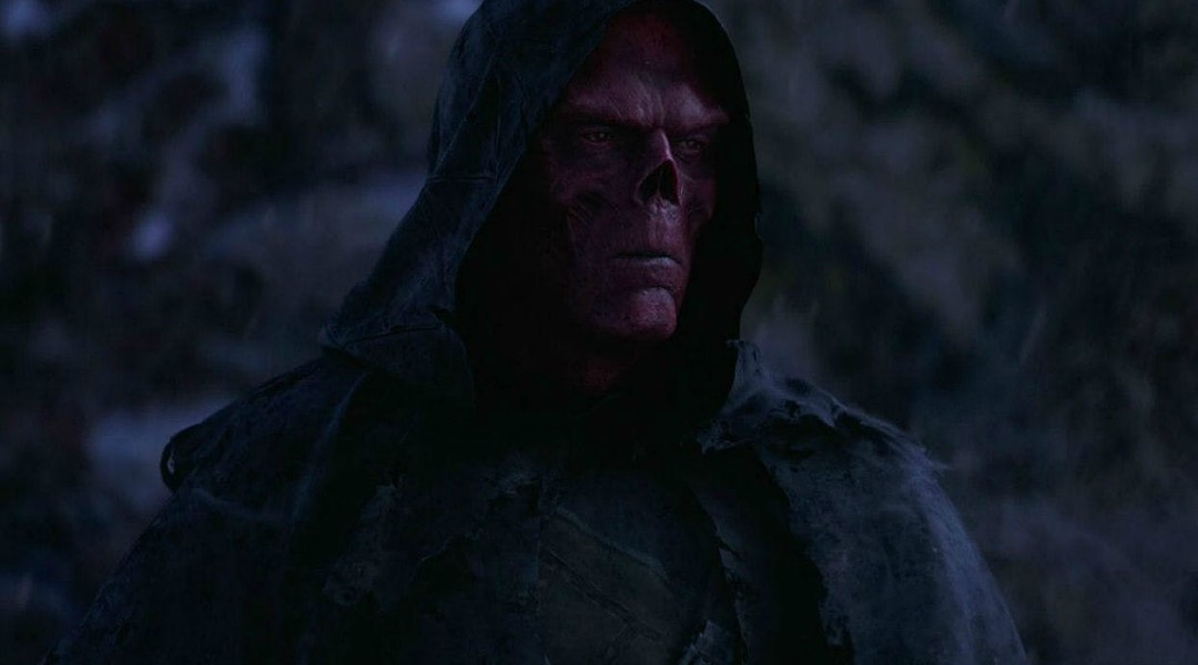 Red Skull podría tener un futuro distinto en la próxima película de Avengers