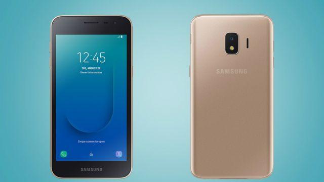 Samsung anuncia su primer teléfono con Android Go