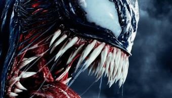 Póster internacional de película de Venom