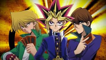 Este tapete de Yu-Gi-Oh! Es el futuro en juegos de cartas