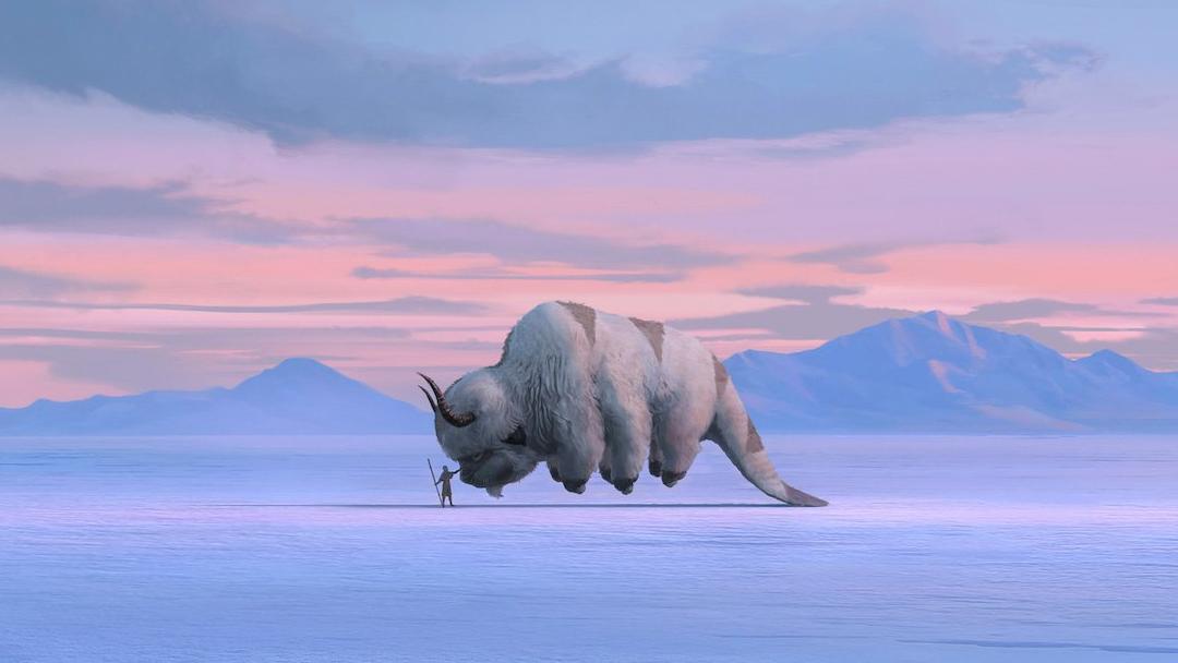 Live-action Avatar Last Airbender