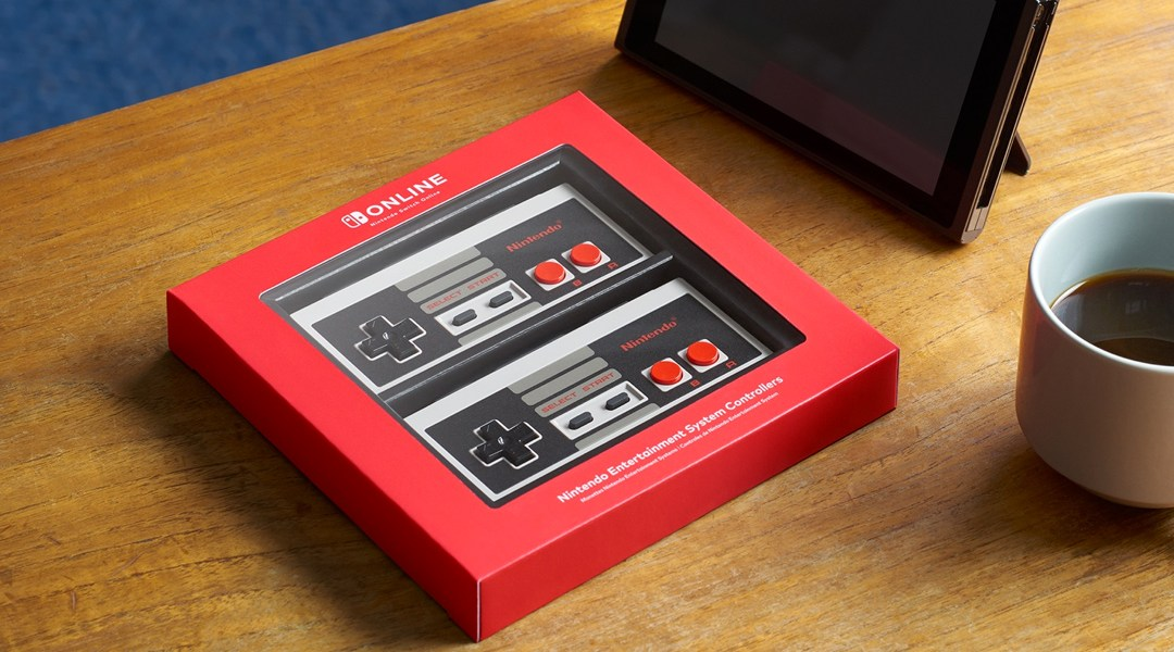 Controles NES Nintendo Switch