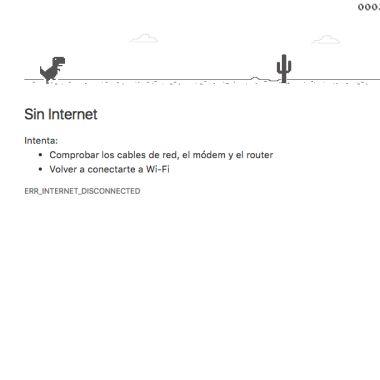 Google por fin explica el origen del juego del dinosaurio
