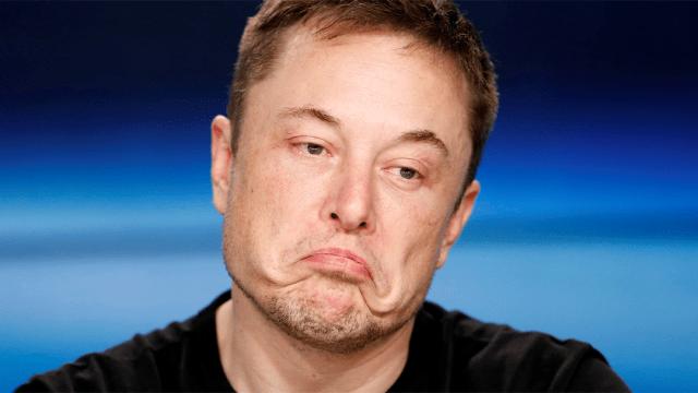 Elon Musk, CEo de Tesla y Spacex