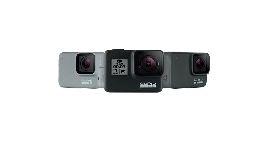 GoPro lanza nuevas cámaras para todos los bolsillos