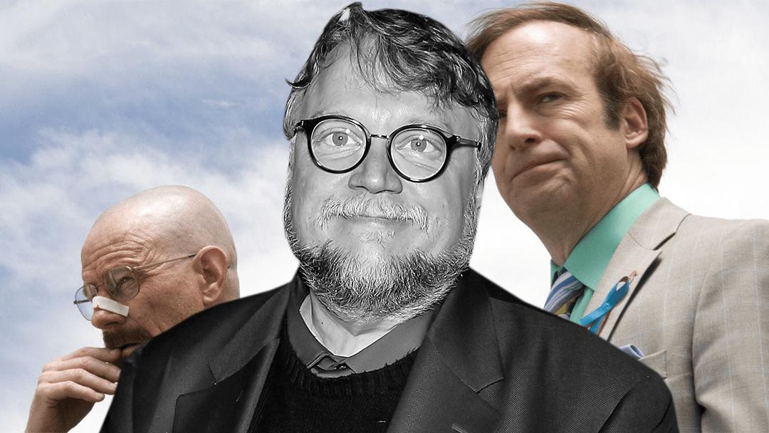 Guilllermo del Toro vio Better Call Saul y Breaking Bad