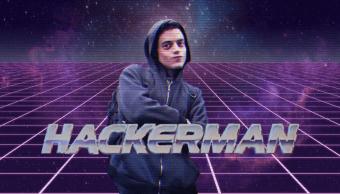 hackerman pero en la versión de Mr Robot