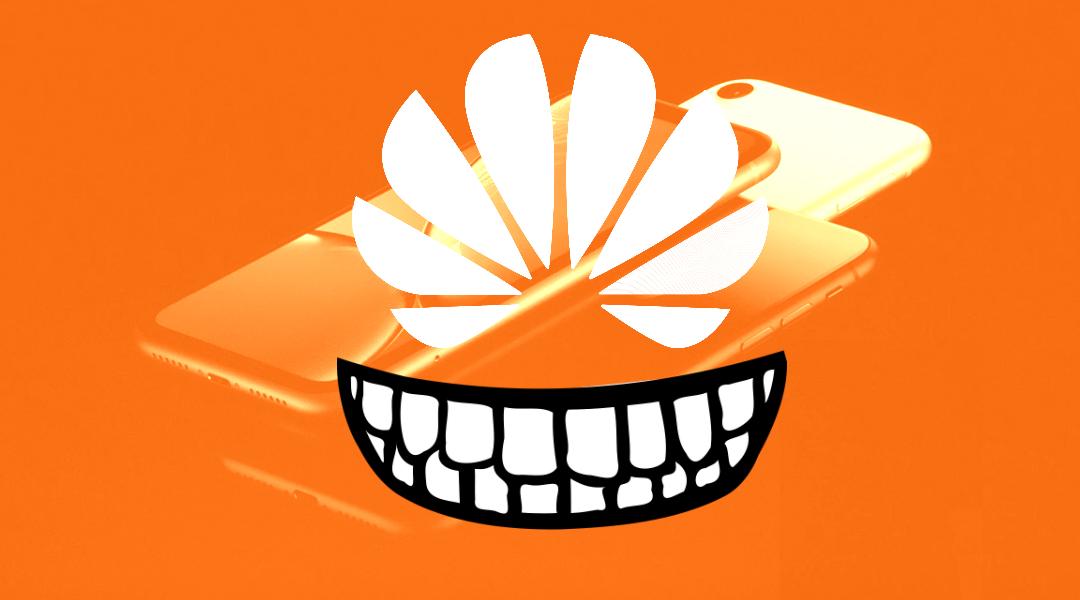 Huawei se burla de los nuevos iPhones con este comercial