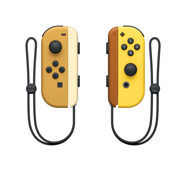 Joy-Con especiales del Switch: Pokémon: Let's Go