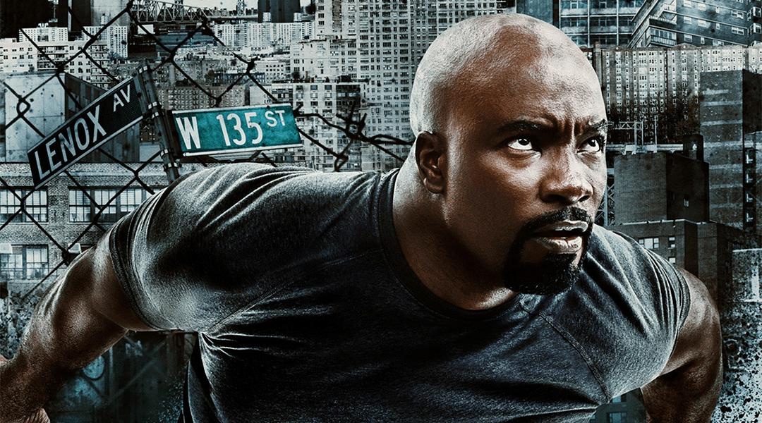 El actor que da vida a Luke Cage en Netflix