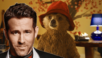 Ryan Reynolds contra el oso Paddington