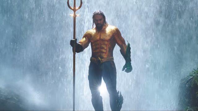 Aquaman, James Wan, Batalla, Épica, Escena