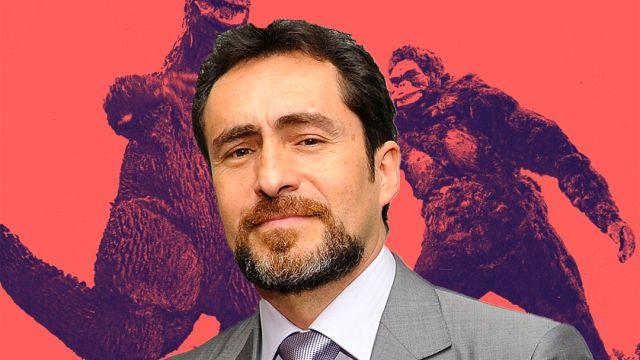 Demián Bichir saldrá en King Kong contra Godzilla