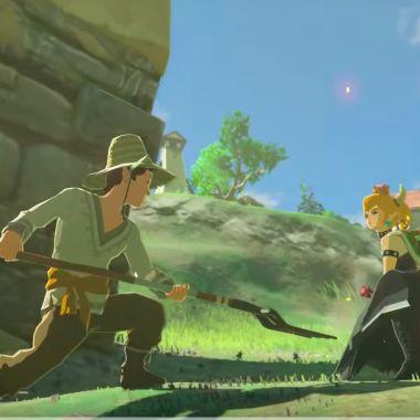 Ahora Bowsette está llegando a Zelda: Breath of the Wild