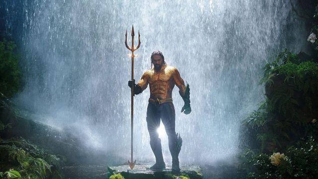 Aquaman, nuevo tráiler