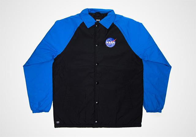 5e66b054d1 La colección de ropa de Vans y la NASA