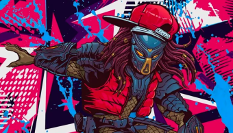 El póster chino de The Predator