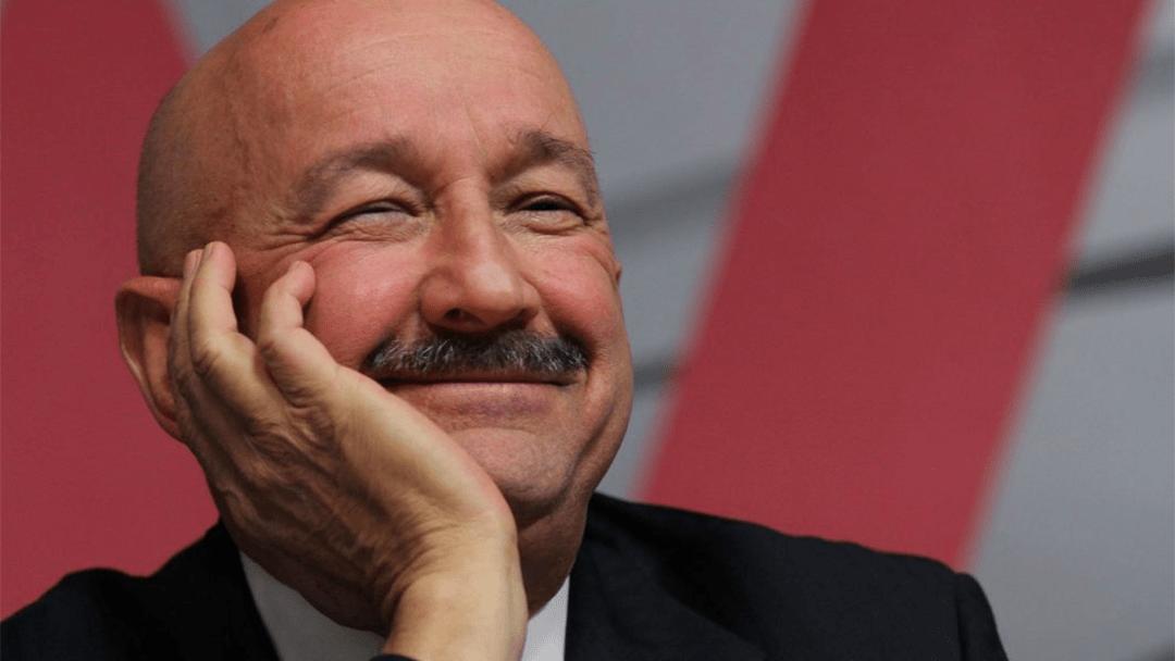 Expresidente de México Carlos Salinas de Gortari
