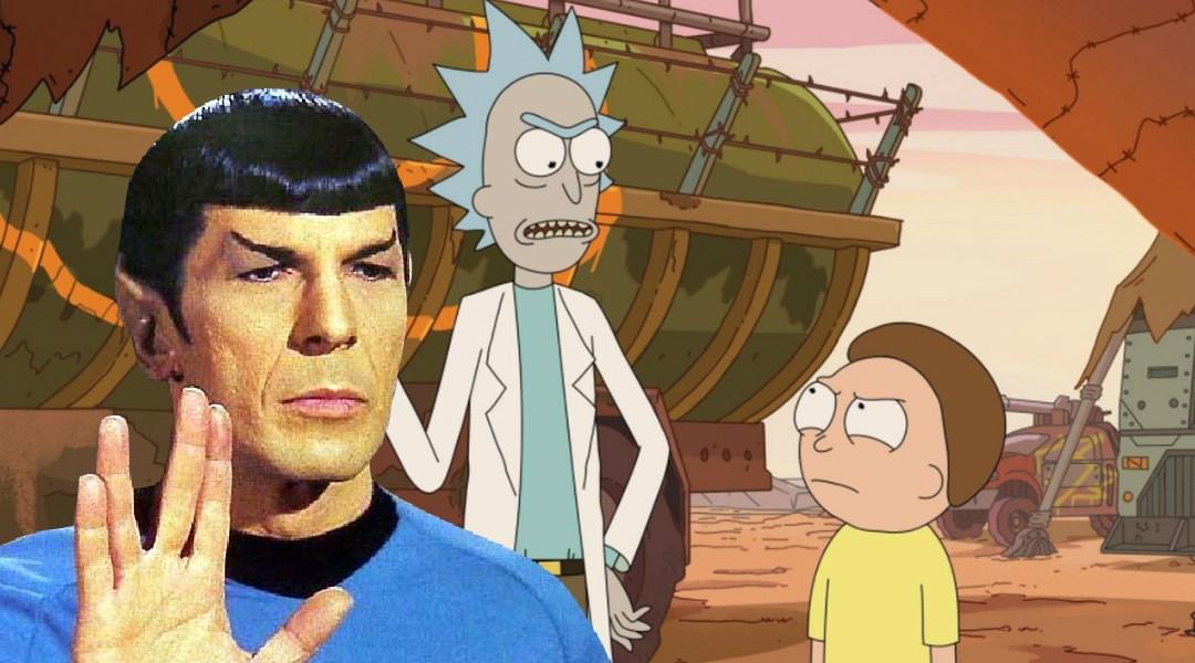 El escritor de Rick and Morty hará una serie de Star Trek