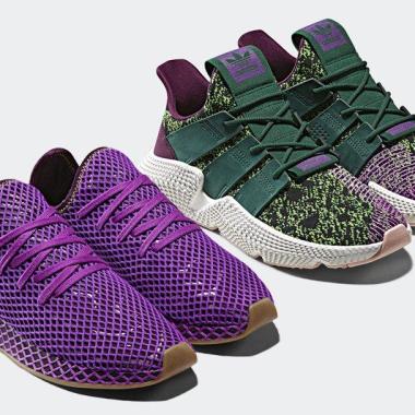 Tenis de Adidas dedicados a Dragon Ball Z