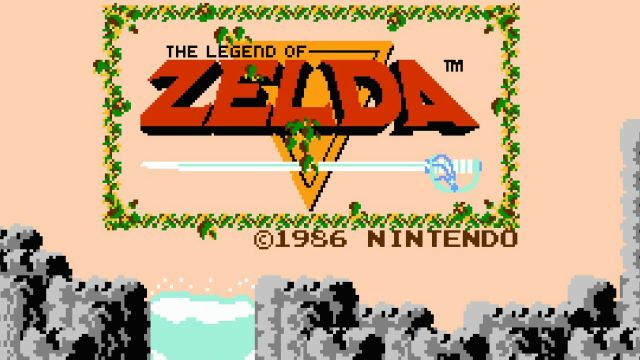 Nintendo acaba de relanzar The Legend of Zelda para Switch
