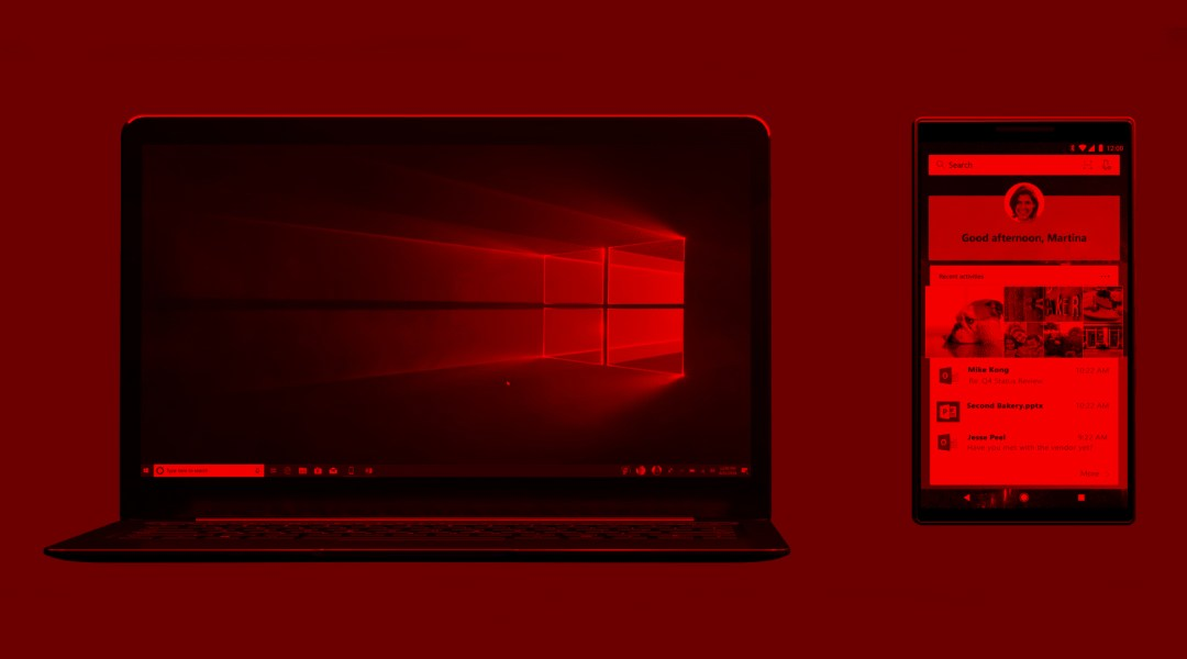 Si ya actualizaste Windows 10 no uses tu computadora