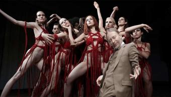 Thom Yorke toma por asalto una escena de Suspiria