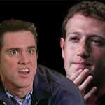 Jim Carrey ataca a Mark Zuckerberg