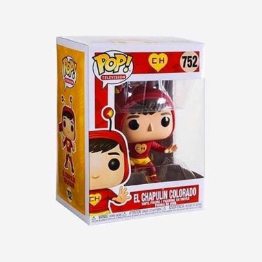 Chapulin Colorado Funko