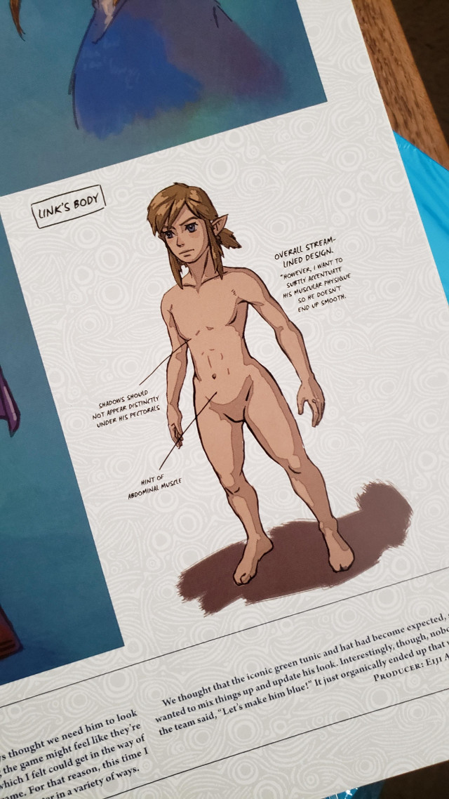 The Legend of Zelda: Breath of the Wild – Creating a Champion (Dark Horse)